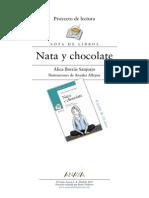 Ficha Nata y Chocolate