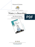 Ficha Nata y Chocolate
