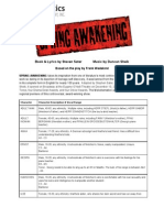 Casting for Spring Awakening THE PDF