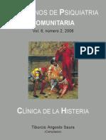 Cuadernos de psiquiatría comunitaria. Clínica de la histeria.pdf