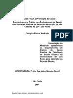 Douglas Andrade 2001 AF PS UBS