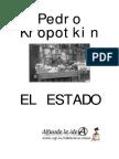 P. Kropotkin - El Estado