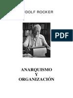 R. Rocker - Anarquismo y Organizaciion