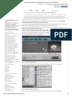 Cómo convertir archivos ...OV, MP4, VOB, MP3, etc_