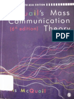 Theory pdf communication mass