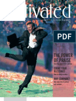 Activated, June 2002 the Power of Praise