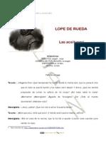 Lope de Rueda - Las Aceitunas
