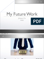 My Future Work by Johann Co H4A