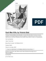 Each Man Kill Ladv2330123301