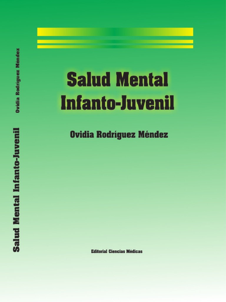 Salud Mental Infanto-Juvenil