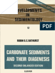 Carbonate Sediment and Their Diagenesis