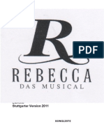 Rebecca Libretto - Stuttgart Version