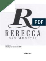 Rebecca Libretto - Stuttgart Version