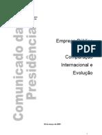 IPEA - Emprego Público no Brasil - Comparação Internacional e Evolução