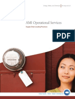Capgemini AMI Operation Services Supply Chain Leading Practices