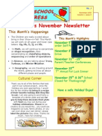 newsletter novfin