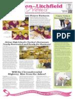 Hudson~Litchfield News 10-18-2013