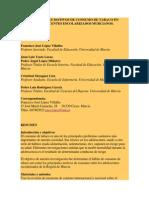 Principales Motivos de Consumo de Tabaco en Adolescentes Escolarizados Murcianos
