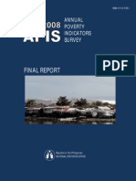 2008 APIS Final Report