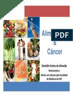 Alimentacao Cancer Danielle Fontes