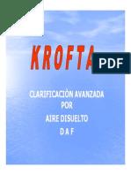 Krofta Full Manual