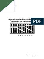 operaciones fundamentales en la aritmetica del abaco chino
