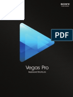 Vegaspro12.0 Keyboard Commands Enu