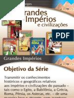 Serie Grandes Imperios