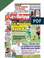 LE BUTEUR PDF du 26/07/2009