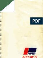 Piper Pa28rt-201 Information Manual