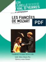 DP Fiancées de Mozart