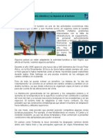 El cambio climático y su impacto en el turismo