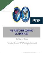 US Fleet Cyber Command, US Tenth Fleet