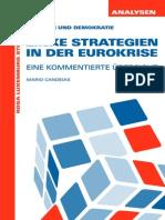 Analyse Linke Strategien in Der Eurokrise