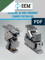 AERIAL & DIE MOUNT CAMS