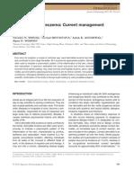 Hand Dermatitis Eczema Current Management