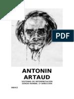 Trabajo Artaud