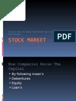 Presentation on Stock Market