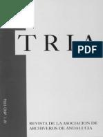 Revista TRIA #1 Año 1994