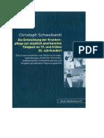 Schweikardt - Entwicklung Der Krankenpflege 19.-20 Jhdt