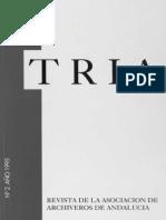 TRIA Nº. 2 (Año 1995)