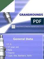 Grand Rounds Feb