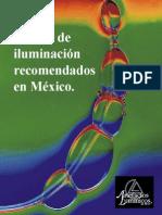 Niveles de Iluminación Recomendados en Mexico.pdf
