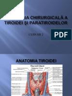 curs 2 Patologia chirurgicală a tiroidei şi paratiroidelor