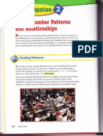 CM2 Prime Time 2.1 Finding Patterns