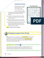 CM2 Prime Time 4.2 Finding the Longest Factor String