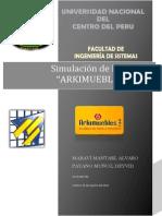 Informe Final Simulacion Arkimuebles