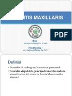 CASE Sinusitis (PP)