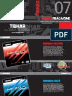 Tibhar 2007 Catalog