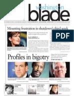 Washingtonblade.com, Volume 43, Issue 42, October 18, 2013
